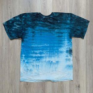 Stussy Shirts - Stussy Tie-Dye T-Shirt